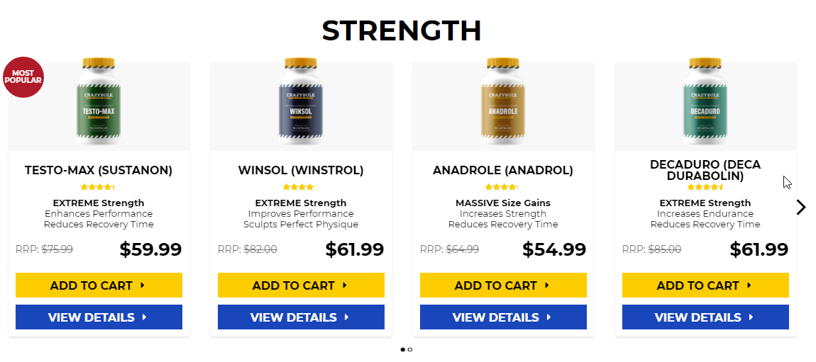 Anabolic steroids weight gain